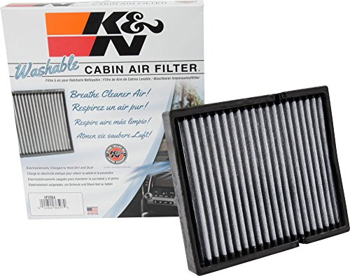 VF2054 K&N CABIN AIR FILTER (Cabin Air Filters):