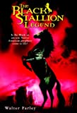 The Black Stallion Legend by Walter Farley front cover