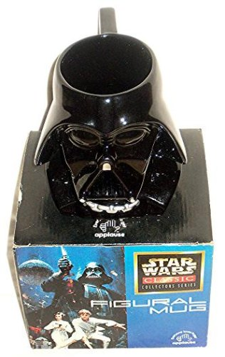 (Star Wars Darth Vader Ceramic Figural Mug)