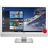 Dell Inspiron All-in-One Desktop PC, 23.8' Full HD (1920x1080) Touch-Screen, Intel Pentium Processor, 8GB RAM, 1TB HDD, DVD+RW, Bluetooth, Wireless-AC, Ethernet, Win 10, wireless Keyboard +Mouse