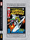 Biblioteca História Marvel. O Surfista Prateado - Volume 2