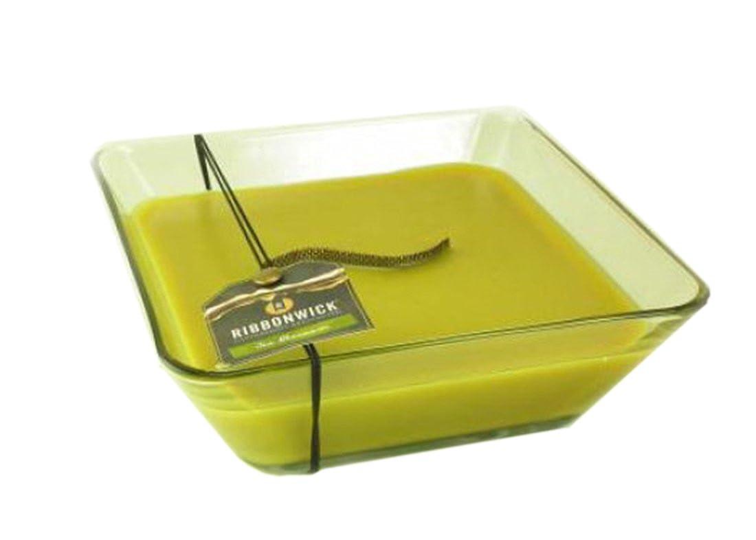 格安新品  Ribbonwick B00789E192 WoodWick Candle装飾ガラス WoodWick、Tea 30オンス Blossom, Large 30オンス B00789E192, メンズ つちだ:a0b7633b --- a0267596.xsph.ru