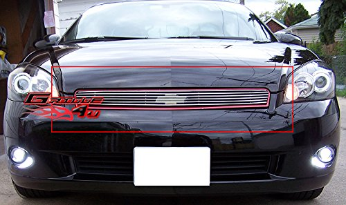 For 2006-2013 Chevy Impala/06-07 Monte Carlo Billet Grille Grill Insert ()