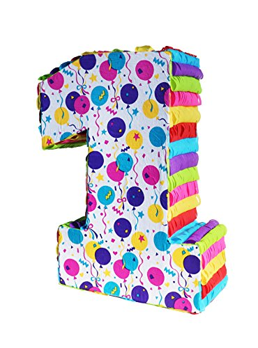 Party Balloons # 1 Pinata by Aztec Imports Pinatas