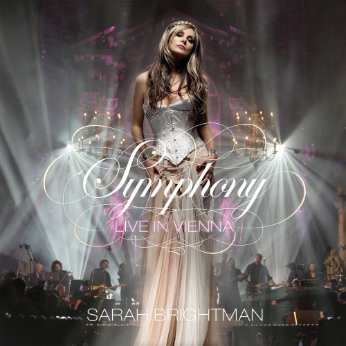 DVD : Sarah Brightman - Symphony: Live In Vienna [Amaray Case] [DVD and CD] (With CD, Amaray Case, 2 Disc)