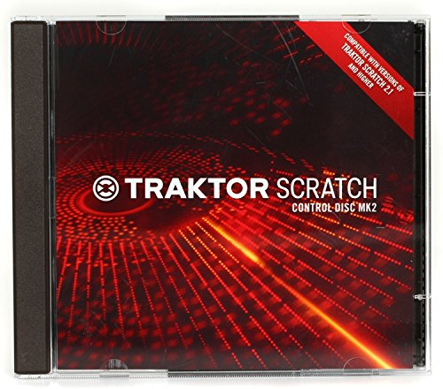 Mk2 Cd - Native Instruments Traktor Scratch Control CD MK2