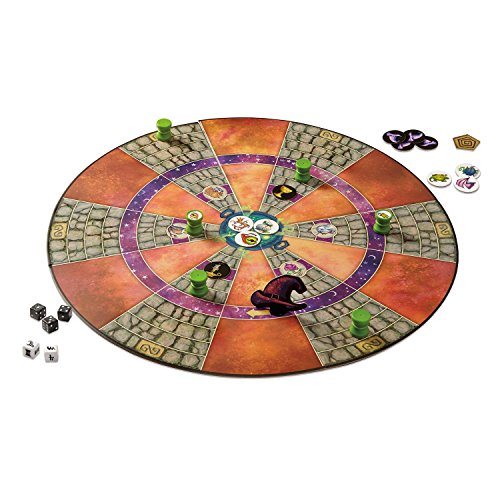 Peaceable Kingdom Cauldron Quest Cooperative Potions and Spells Game for Kids