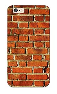 High Quality Blessuotpx Brick Wall Skin Case Cover Specially Designed For Iphone - 6