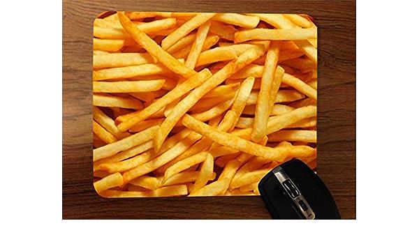 Patatas fritas oficina de escritorio ratón por DEBBIE es ...