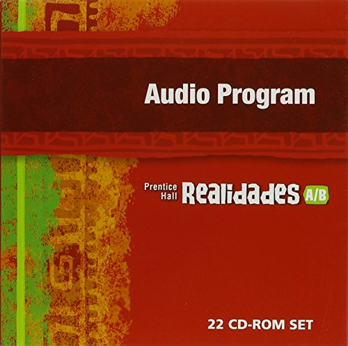 Audio Program Realides A/B 22 CDs- with Audio guide