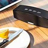 Anker Stereo Wireless Bluetooth 4.0 Speaker (A3143), 20W Output from Two 10W Drivers, Dual Passive Radiators / Subwoofers for Bass, 8-hour Playtime, Portable Bluetooth Speaker for iPhone, iPad, Samsung, Nexus, HTC and More Bild 5
