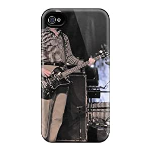 Durable Modest Mouse Band Back Case/cover For Iphone 4/4s