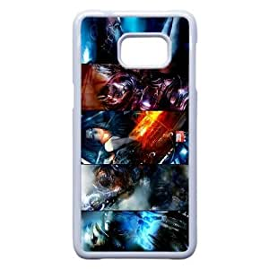 Diablo For Samsung Galaxy Note 5 Edge Cell Phone Case White BTRY03625