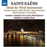 サン=サーンス:管楽器のための音楽集