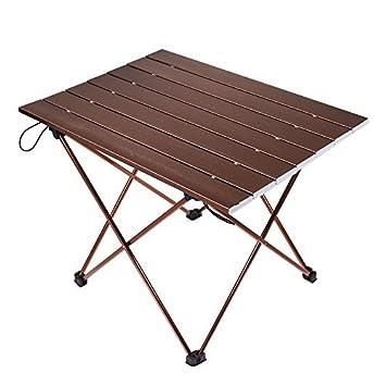 Tavolino Pieghevole Da Barca.Tavoli Da Campeggio Leggera Tavolo Pieghevole Per Picnic