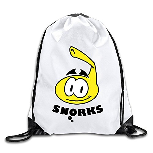 Price comparison product image Snorks Animated Television Series Handbags Drawstring Travel Sports Backpack Athletic Bags