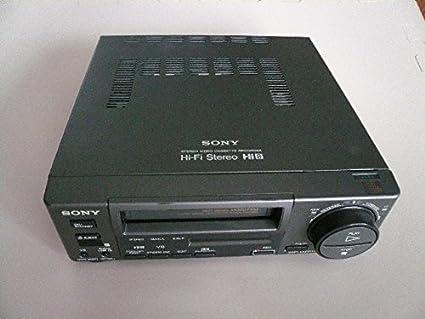 Amazon com : sony EV-C500e pal System 8mm Hi8 Analog Video Cassette