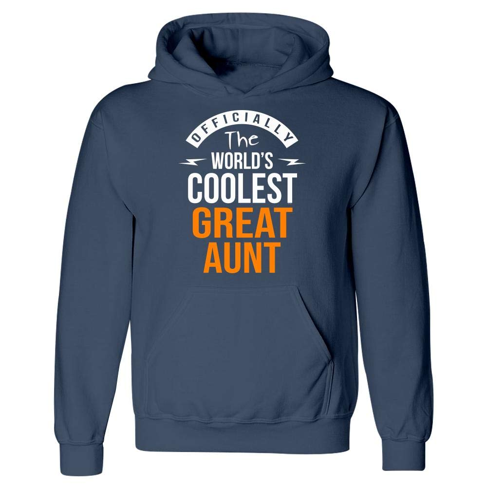Hoodie BADASS REPUBLIC Gifts for Great Aunt from Niece Nephew