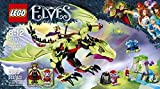 Image of LEGO Elves The Goblin King's Evil DRAGON 41183 Building Kit (339 Pieces)