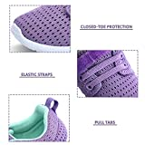 HIITAVE Toddler Shoes Girls Lightweight Breathable