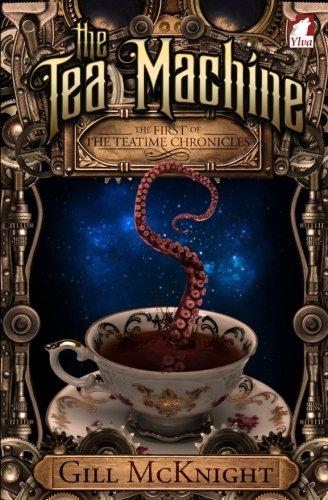 Books : The Tea Machine (The Teatime Chronicles) (Volume 1)
