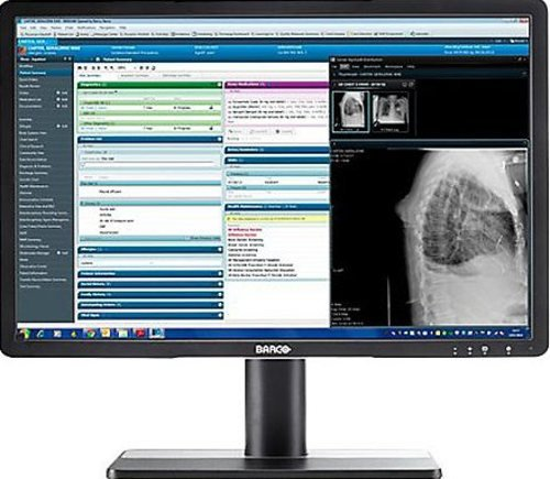EONIS MDRC-2224  24-inch IPS LED Monitor - 1080p - 1000:1 - 14 ms - Black - Barco K9301808A