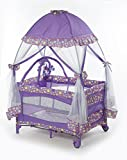 Big Oshi Playard With Mosquito Net & Cary Bag, Purple