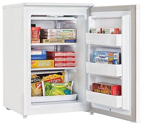 Danby DUFM043A1WDD 4.3 Cubic Feet Upright Freezer, White by Danby (Image #8)