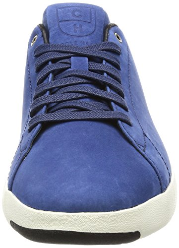 Cole Haan Mens Grandpro Tennis Fashion Sneaker Rainstorm Nubuck