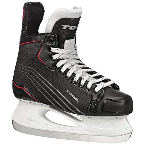 Roller Derby Youth Ice Hockey Skates Size: 4 Black