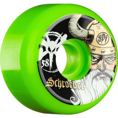 Bones Wheels Schroeder Odin Wheels, 58mm