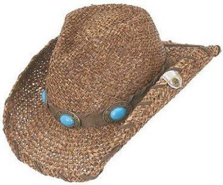 Peter Grimm's Raven Cowboy Hat