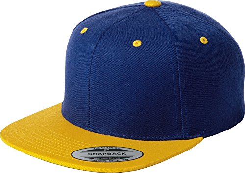 Sport-Tek Men's Flat Bill Snapback Cap