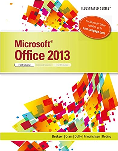 Microsoft office 2013 illustrated introductory first course microsoft office 2013 illustrated introductory first course spiral bound version 001 david w beskeen ebook amazon fandeluxe Image collections