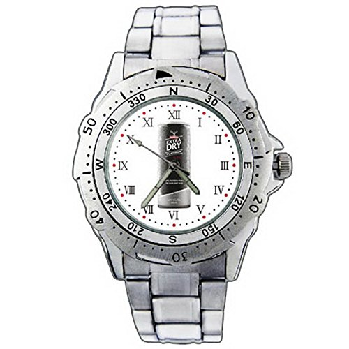 mens-wristwatches-pe01-1291-tooheys-extra-dry-platinum-beer-can-stainless-steel-wrist-watch