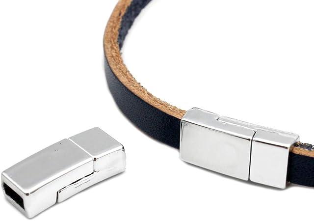 fermoir pour bracelet cuir