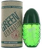 Green Generation By Pino Silvestre For Men and Women. Eau De Toilette Spray 3.4 Ounces