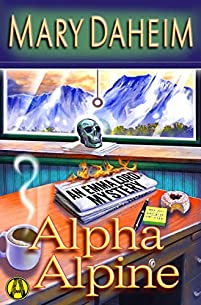 Alpha Alpine by Mary Daheim ebook deal