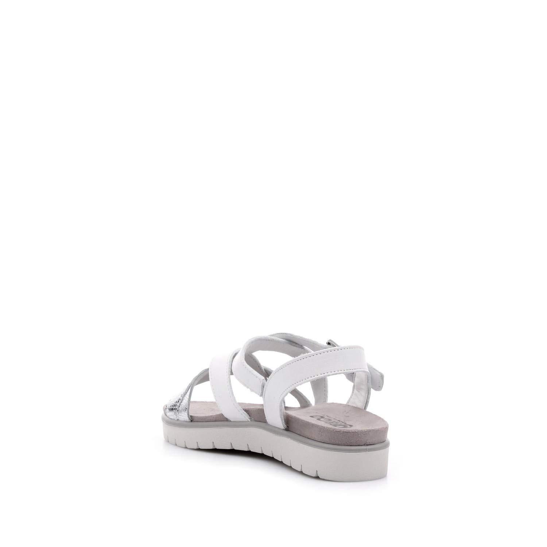 IGI&CO 8896, Damen Sandalen Silber Silber schwarz schwarz schwarz  324842