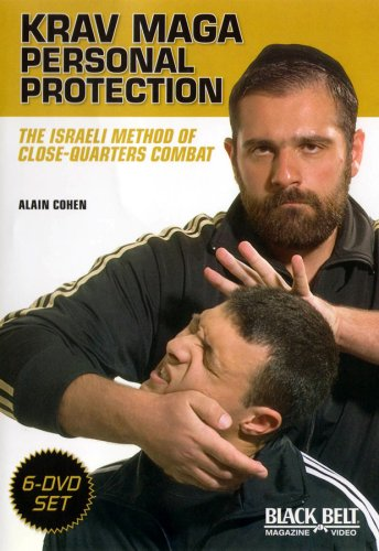 DVD : Krav Maga Personal Protection: Israeli Method Of Close-quarters Fighting Combat (6PC)