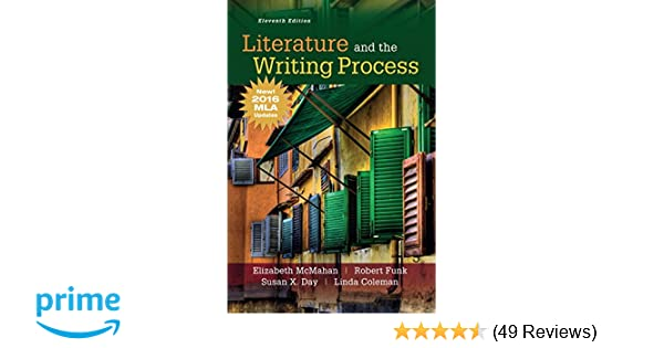 Amazon literature and the writing process mla update 11th amazon literature and the writing process mla update 11th edition 9780134678757 elizabeth mcmahan susan x day robert funk linda coleman books fandeluxe Image collections