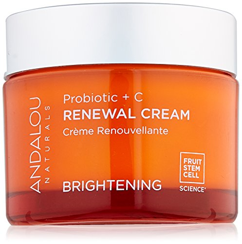 Andalou Naturals Face Cream Probiotic C Renewal 50 ml(1.7 fl oz) ()