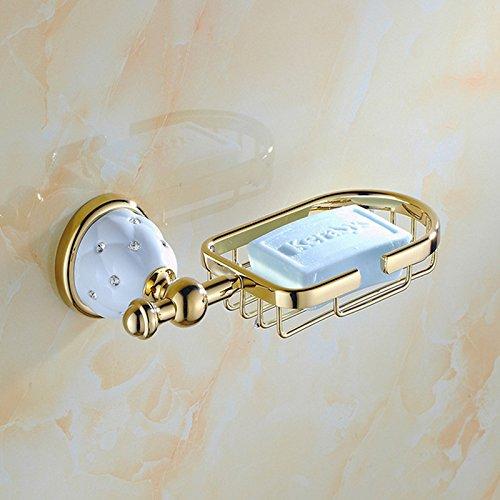 KIEYY - Perchero de pared para baño con ganchos de cerámica ...