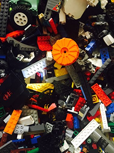 DIY 100% GENUINE LEGOS ~TEN (10) POUND Lego Bulk Lot~ Assorted and Random Colors~ Excellent Assortment ~ Clean ~ Perfect to Add to Your Collection ~ HUGE COST SAVINGS ~ QUALITY