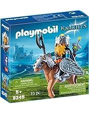 Playmobil 9345 Dwarf Fighter with Pony
