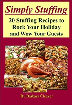 Simply Stuffing by [Cleaver, Barbara]
