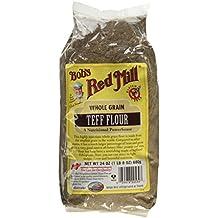 Bobs Red Mill Flour Gluten Free Teff, 24 oz
