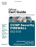 CCNP Security FIREWALL 642-618 Official Cert Guide Front Cover