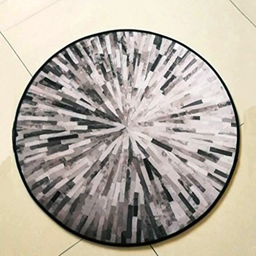 Amazon.com: Area Rugs American Style Round Rug Table Chair