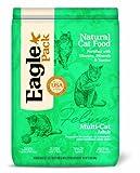 Eagle Pack Natural Pet Food, Multi-Cat Formula, 12-Pound Bag, My Pet Supplies